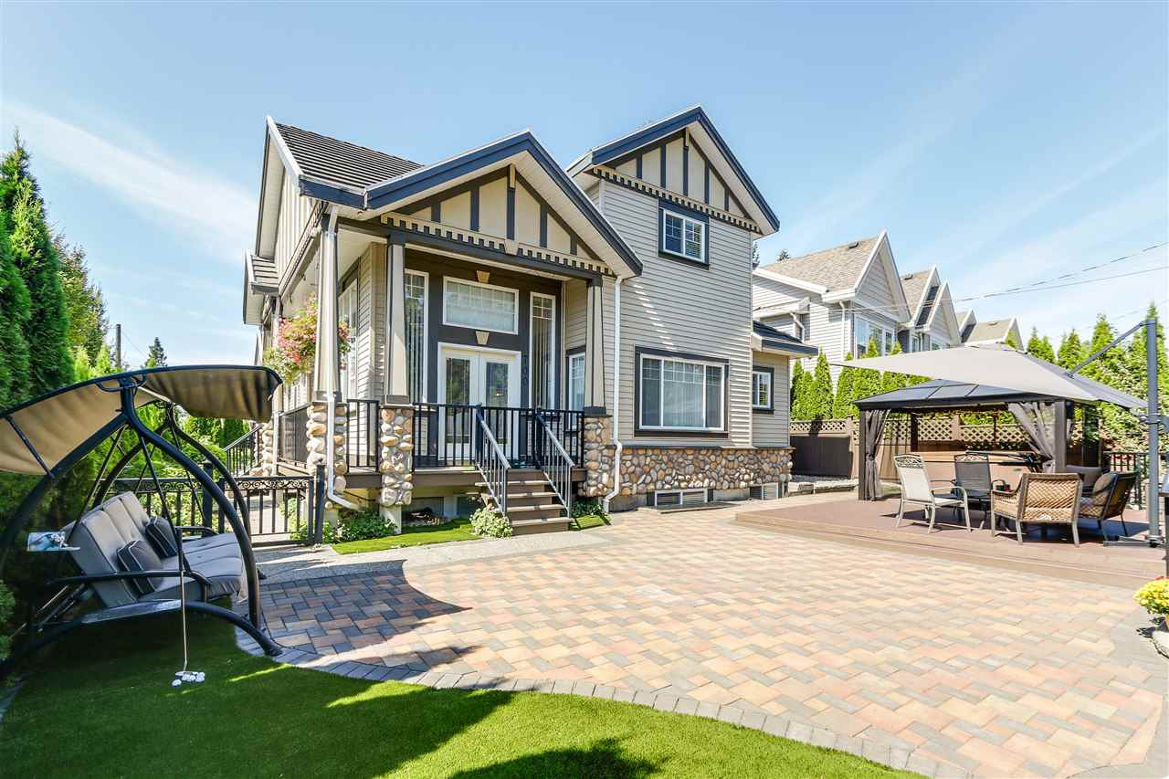 Detached at 700 GUILTNER STREET, Coquitlam, British Columbia. Image 1