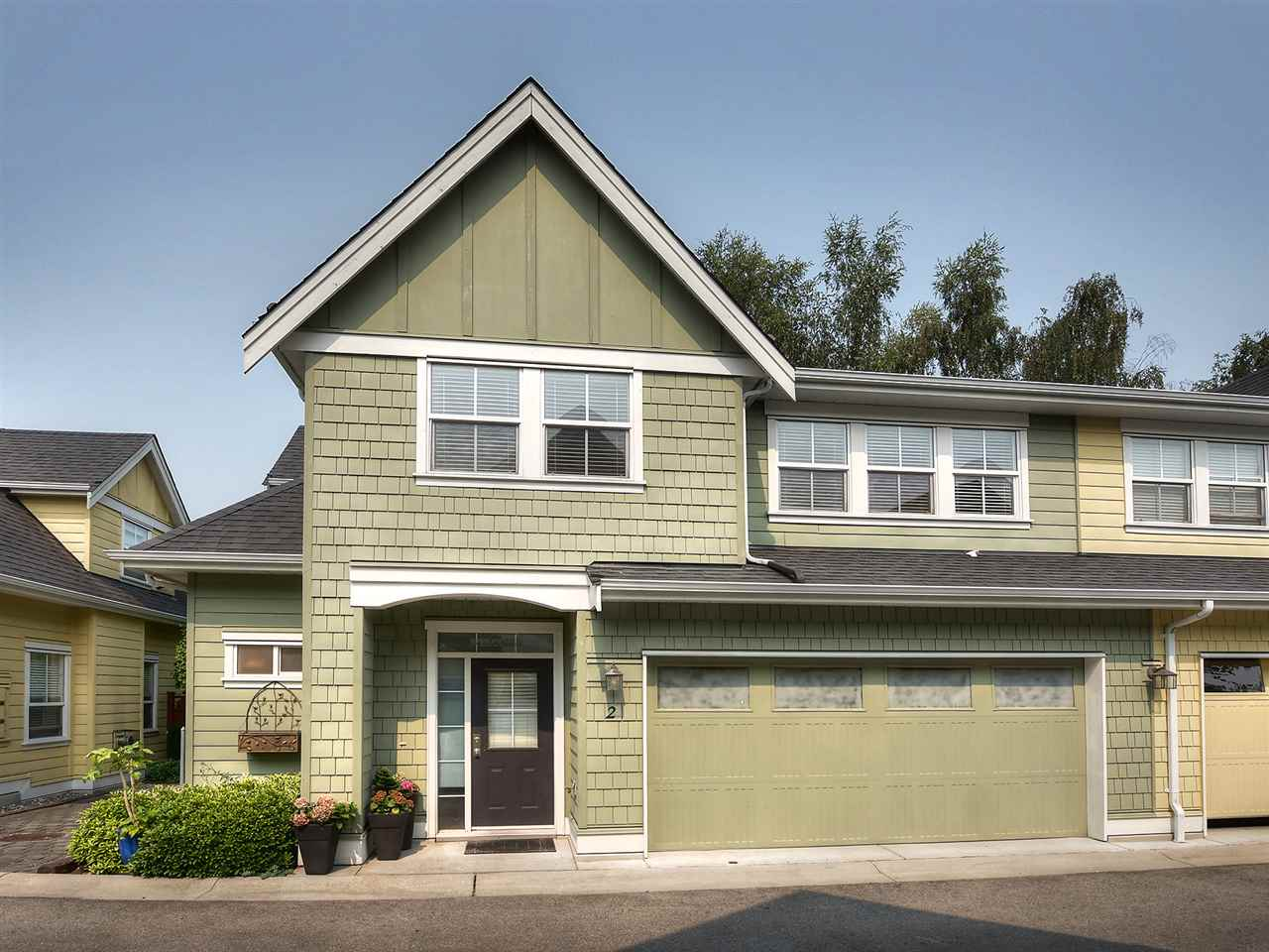 Townhouse at 2 4887 CENTRAL AVENUE, Unit 2, Ladner, British Columbia. Image 1