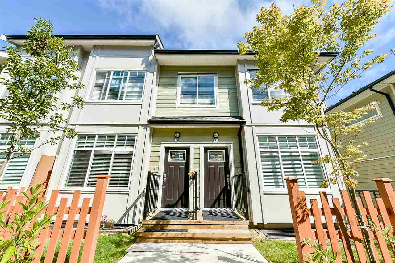 Townhouse at 91 13670 62 AVENUE, Unit 91, Surrey, British Columbia. Image 2
