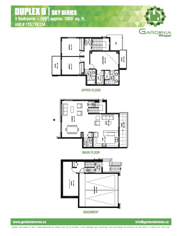 Townhouse at 119 3525 CHANDLER STREET, Unit 119, Coquitlam, British Columbia. Image 3