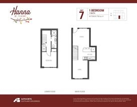 Townhouse at 7 531 E 16TH AVENUE, Unit 7, Vancouver East, British Columbia. Image 1