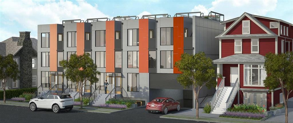 Townhouse at 7 531 E 16TH AVENUE, Unit 7, Vancouver East, British Columbia. Image 2