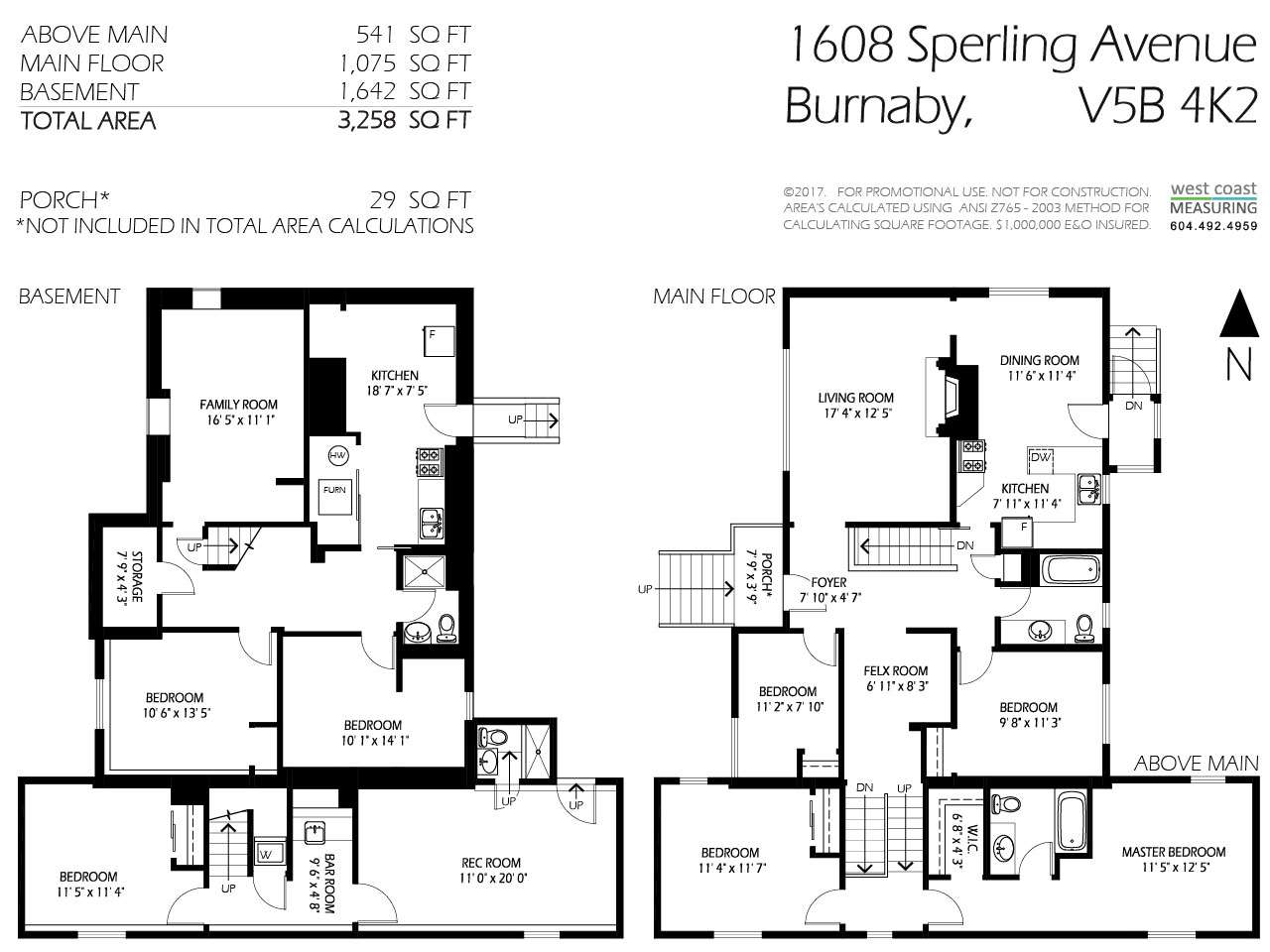Detached at 1608 SPERLING AVENUE, Burnaby North, British Columbia. Image 16
