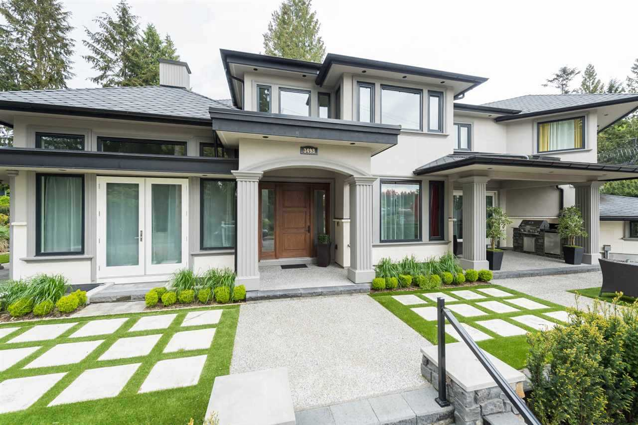 Detached at 3498 SUNSET BOULEVARD, North Vancouver, British Columbia. Image 1