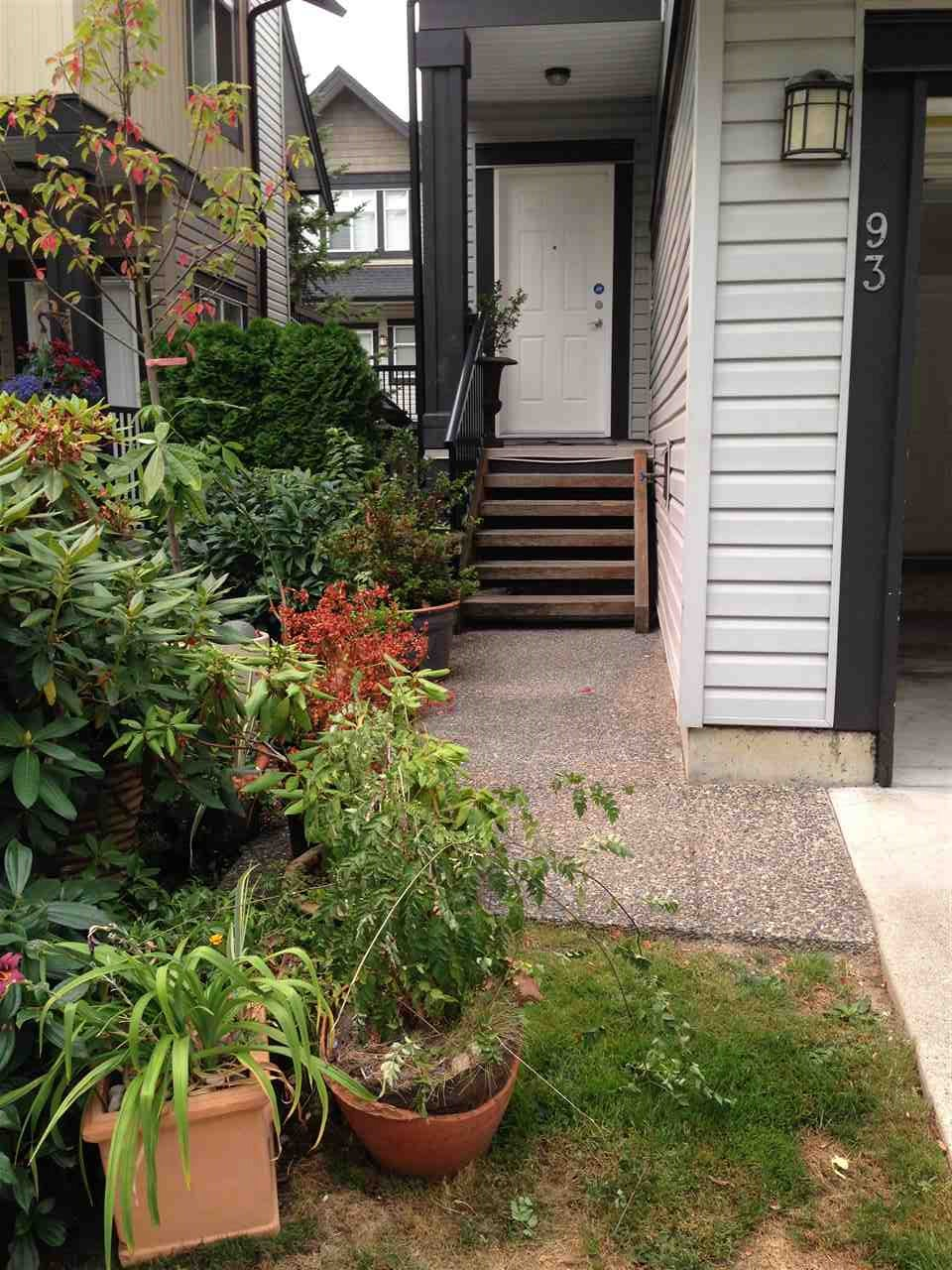 Townhouse at 93 19932 70 AVENUE, Unit 93, Langley, British Columbia. Image 2