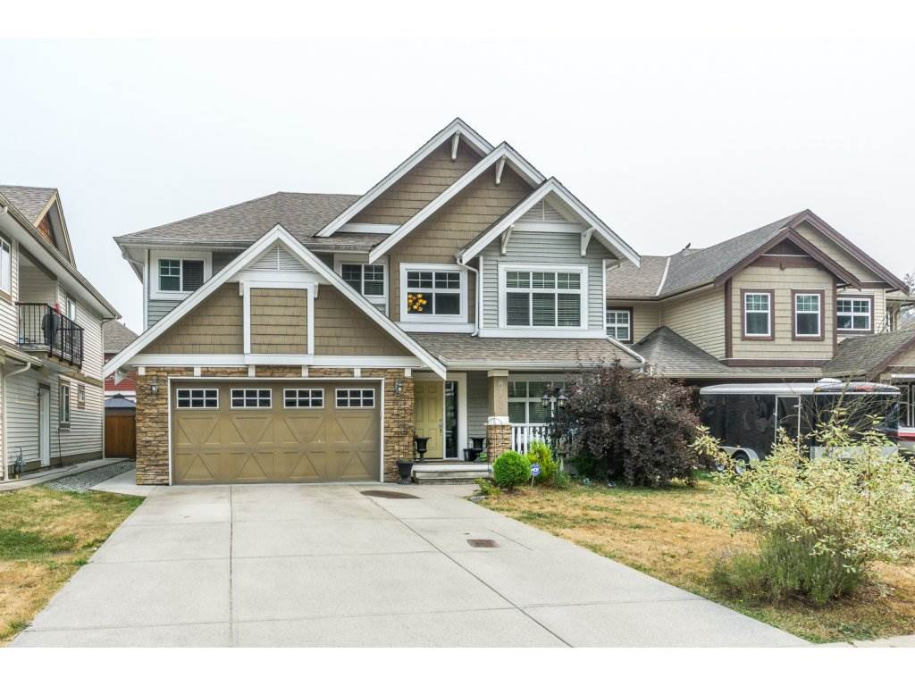 Detached at 8750 PARKER COURT, Mission, British Columbia. Image 1