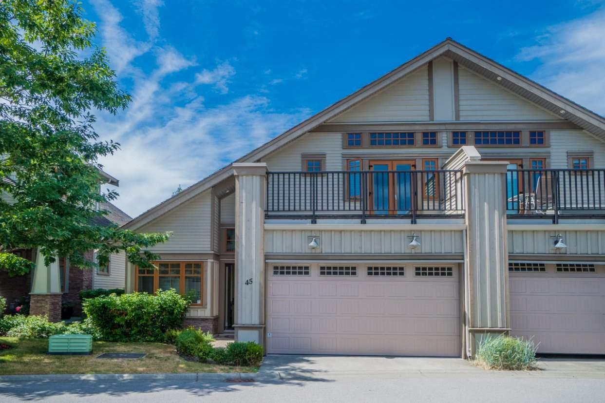 Townhouse at 45 3109 161 STREET, Unit 45, South Surrey White Rock, British Columbia. Image 2