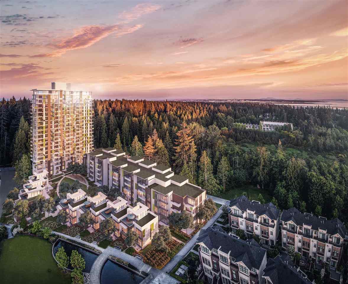 Condo Apartment at 1101 3487 BINNING ROAD, Unit 1101, Vancouver West, British Columbia. Image 1