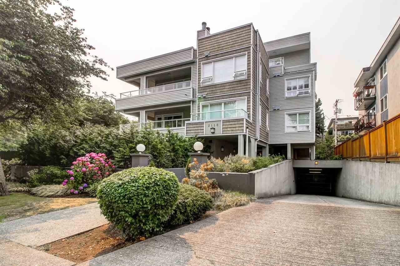 Condo Apartment at 103 2110 YORK AVENUE, Unit 103, Vancouver West, British Columbia. Image 1