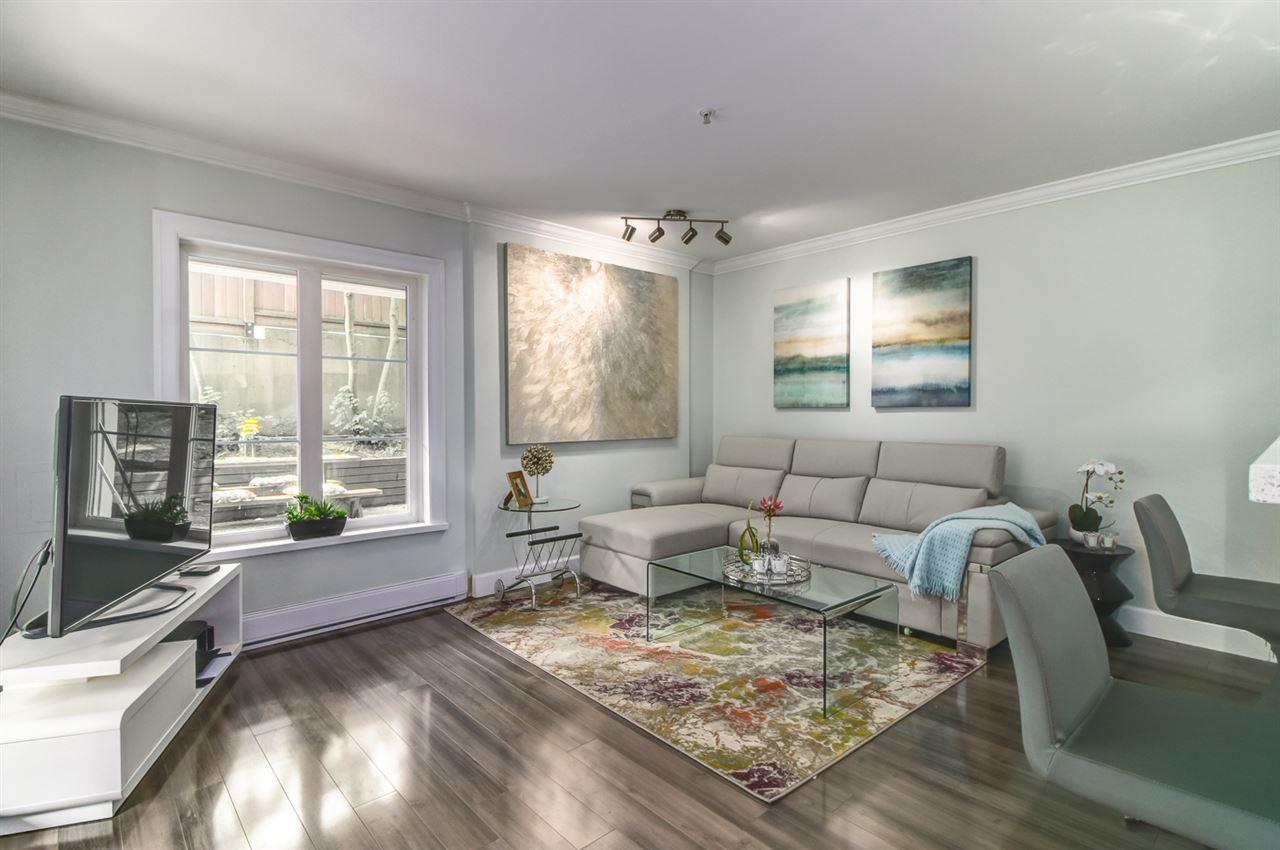 Condo Apartment at 103 2110 YORK AVENUE, Unit 103, Vancouver West, British Columbia. Image 5