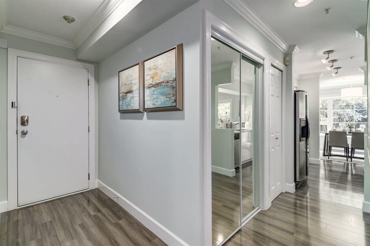 Condo Apartment at 103 2110 YORK AVENUE, Unit 103, Vancouver West, British Columbia. Image 12