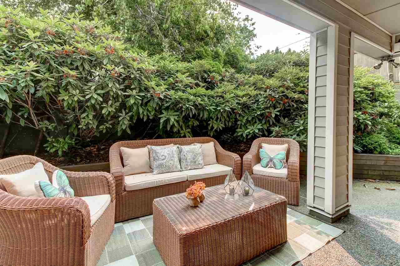Condo Apartment at 103 2110 YORK AVENUE, Unit 103, Vancouver West, British Columbia. Image 17