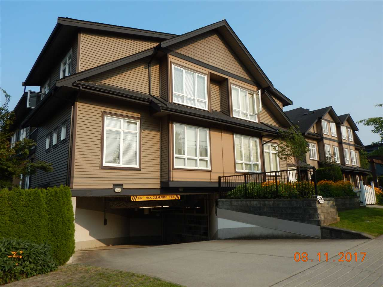 Townhouse at 6 6538 ELGIN AVENUE, Unit 6, Burnaby South, British Columbia. Image 1