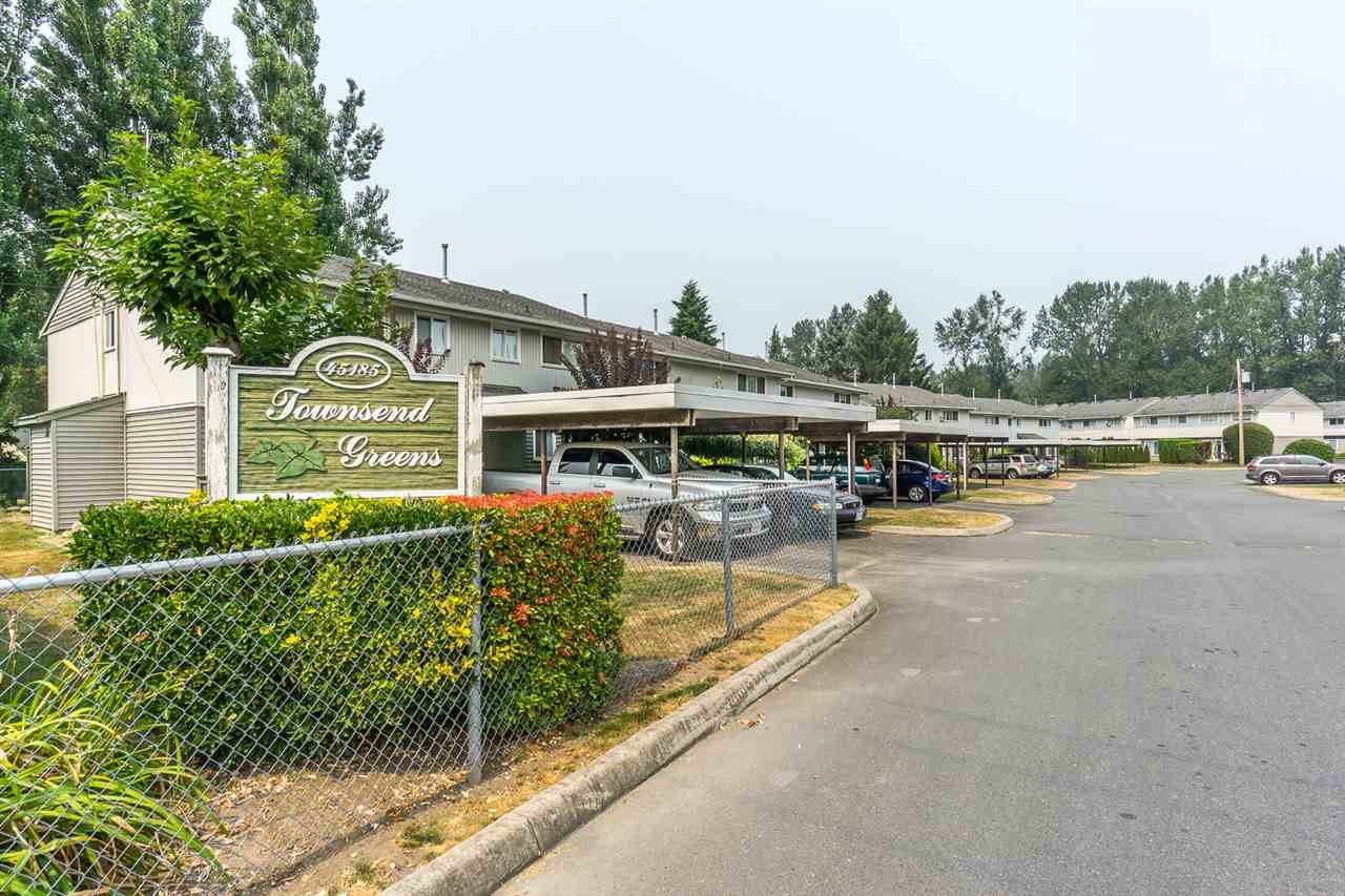 Townhouse at 85 45185 WOLFE ROAD, Unit 85, Chilliwack, British Columbia. Image 1