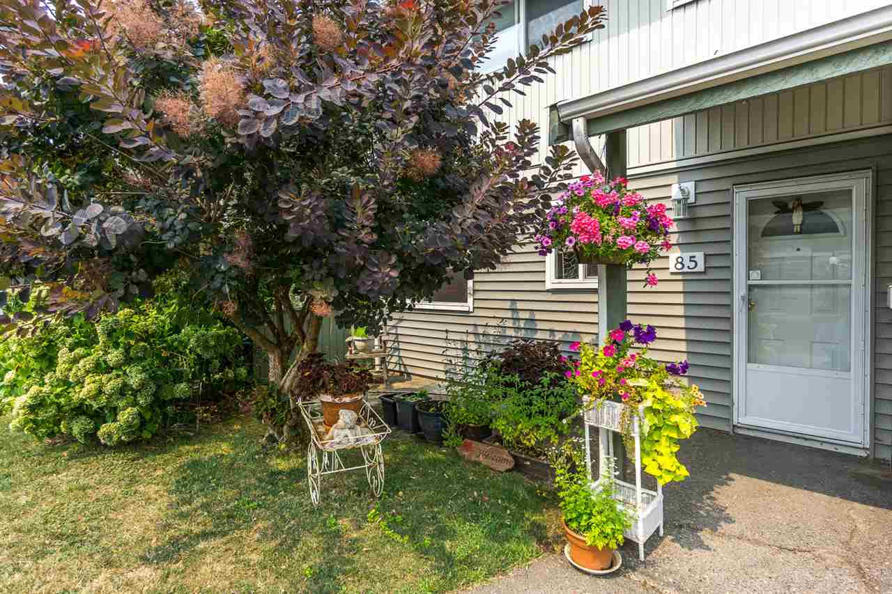 Townhouse at 85 45185 WOLFE ROAD, Unit 85, Chilliwack, British Columbia. Image 2
