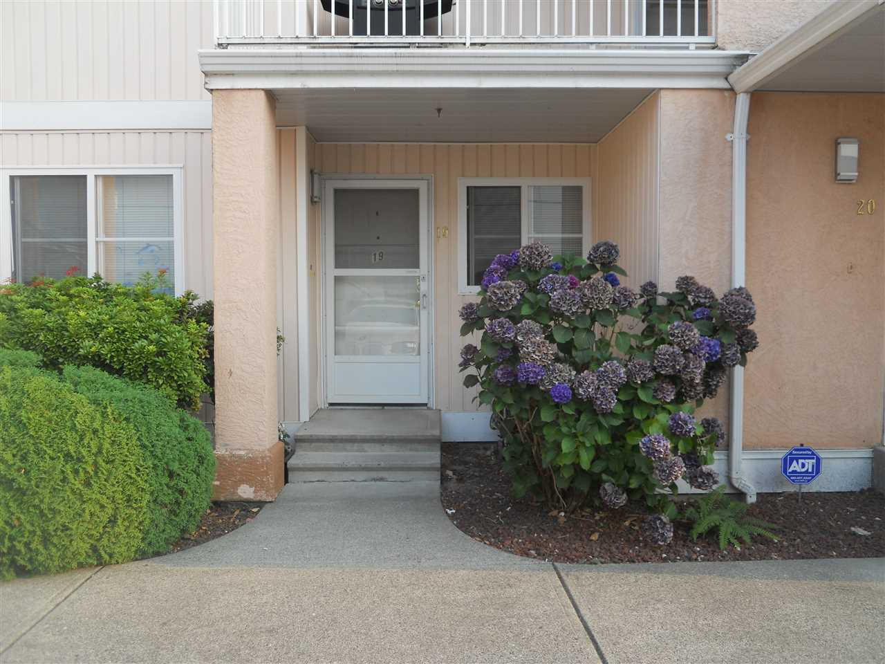 Townhouse at 19 5915 VEDDER ROAD, Unit 19, Sardis, British Columbia. Image 1