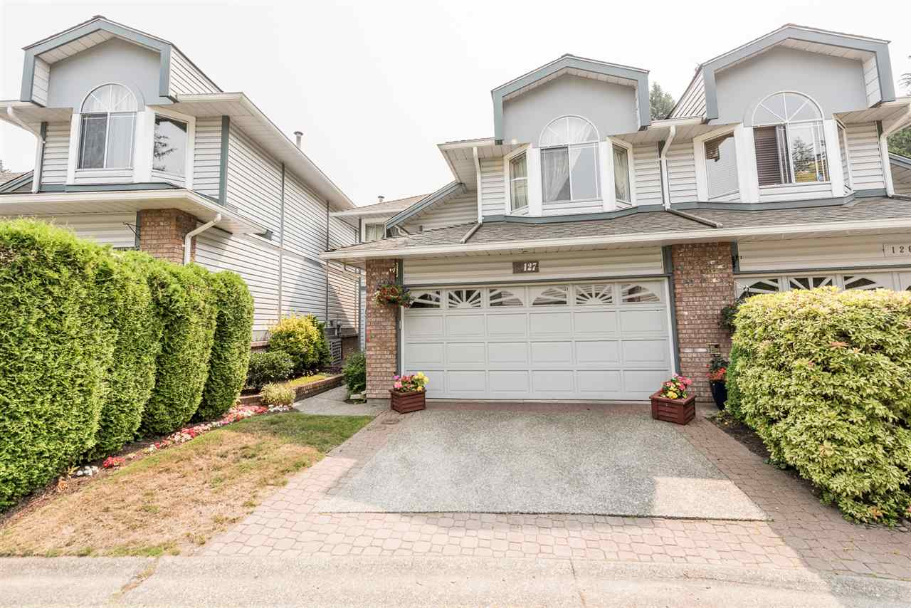 Townhouse at 127 12044 BOUNDARY DRIVE, Unit 127, Surrey, British Columbia. Image 1