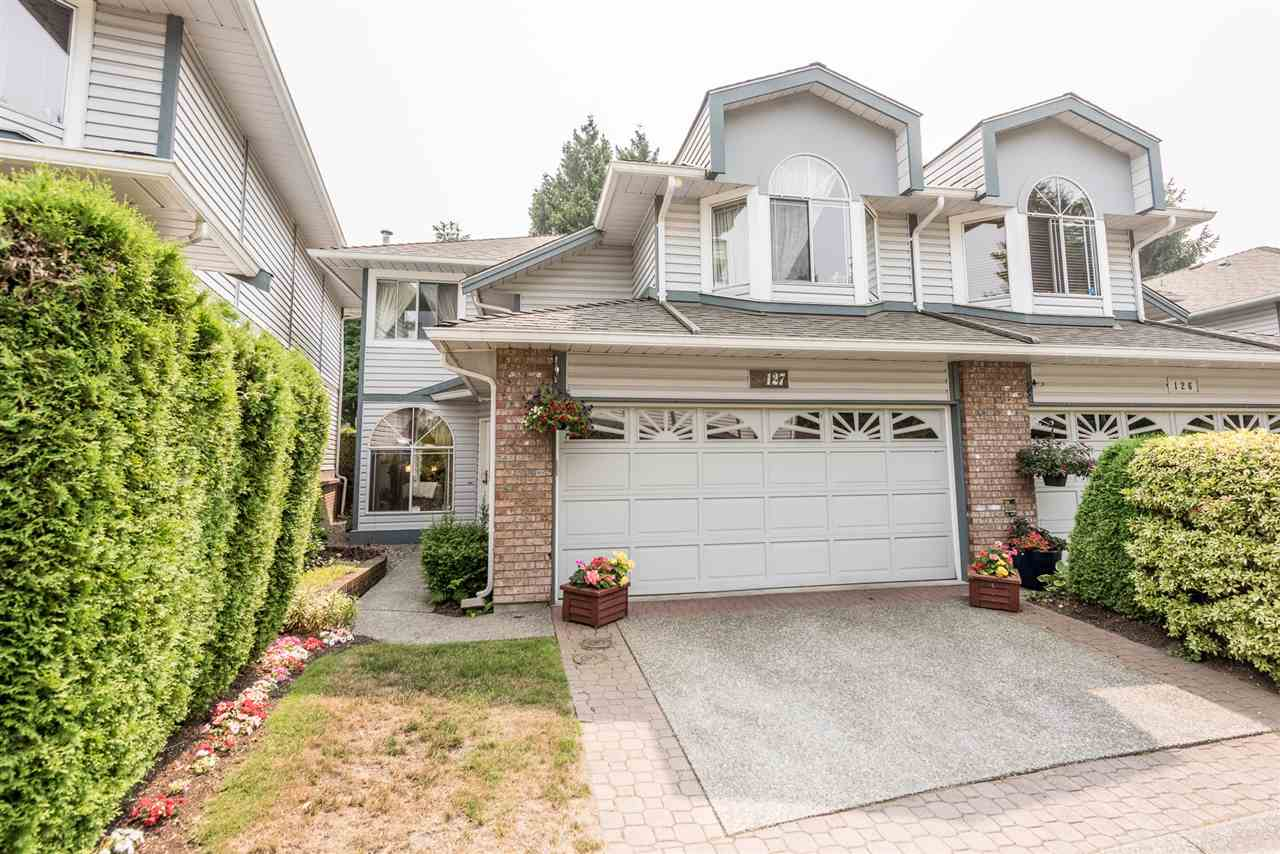 Townhouse at 127 12044 BOUNDARY DRIVE, Unit 127, Surrey, British Columbia. Image 2