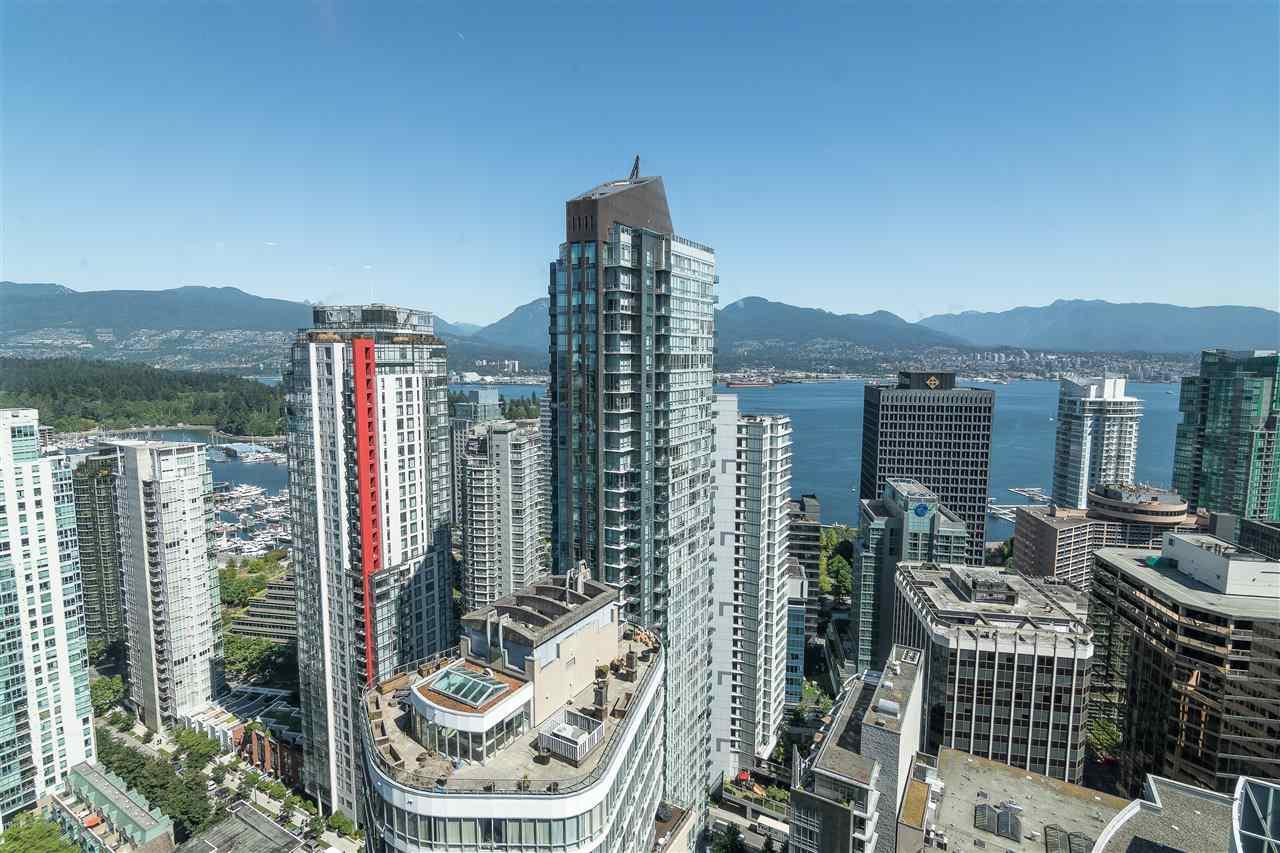 Condo Apartment at 3706 1151 W GEORGIA STREET, Unit 3706, Vancouver West, British Columbia. Image 12