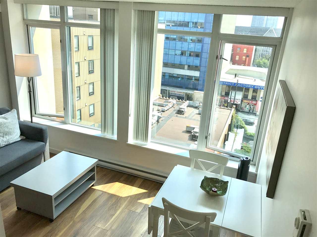 Condo Apartment at 622 610 GRANVILLE STREET, Unit 622, Vancouver West, British Columbia. Image 5