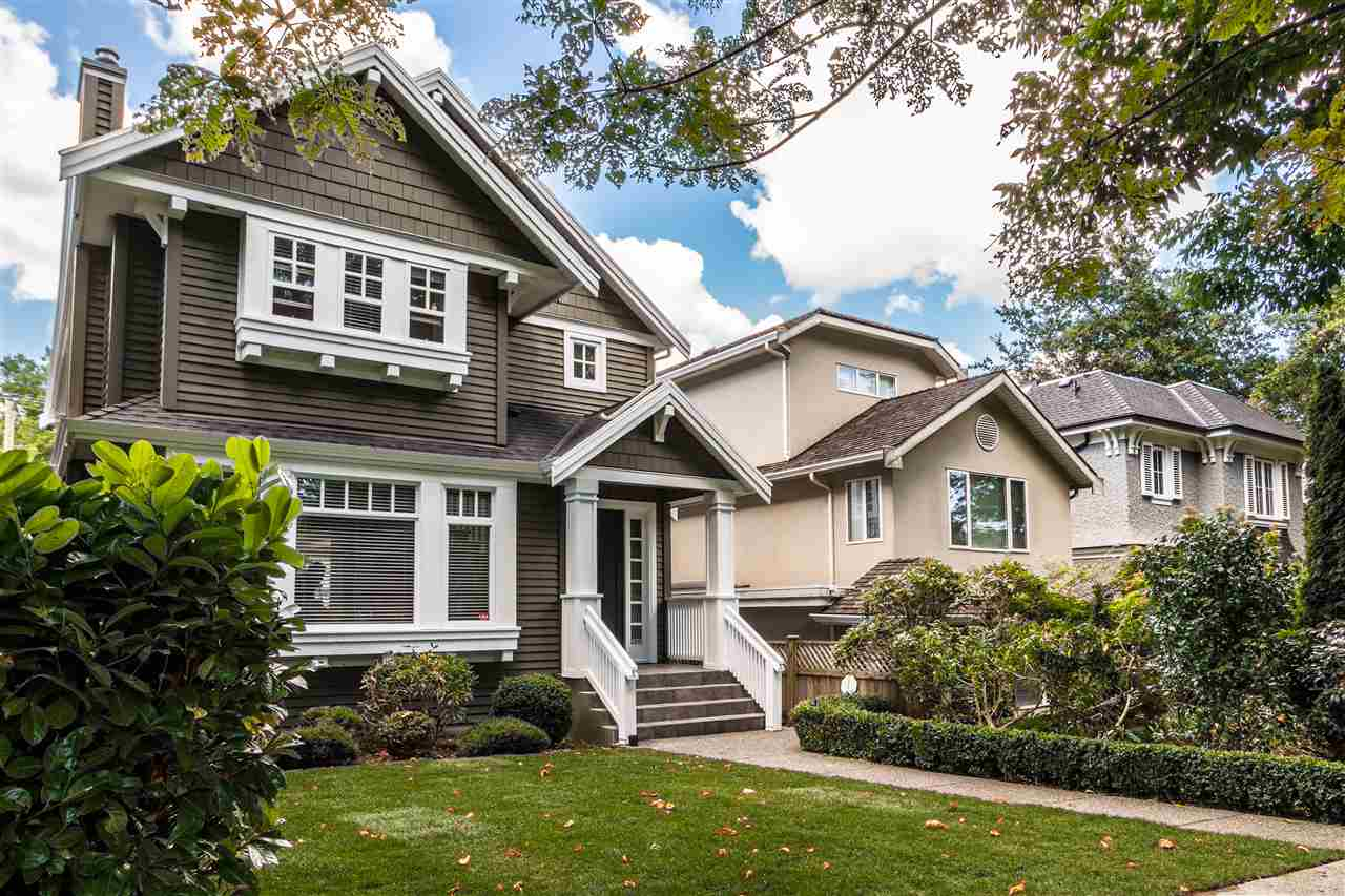 Detached at 3513 W 19TH AVENUE, Vancouver West, British Columbia. Image 1