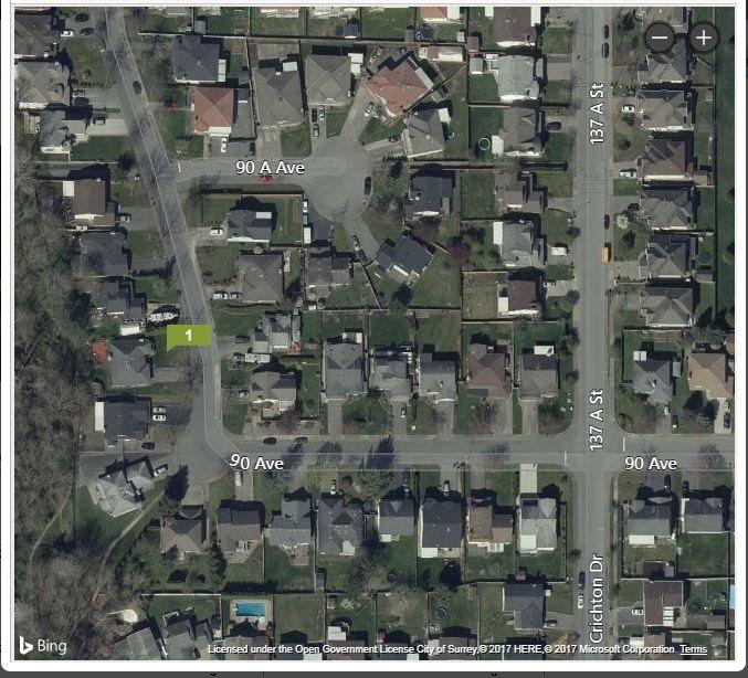 Detached at 9023 136B STREET, Surrey, British Columbia. Image 16