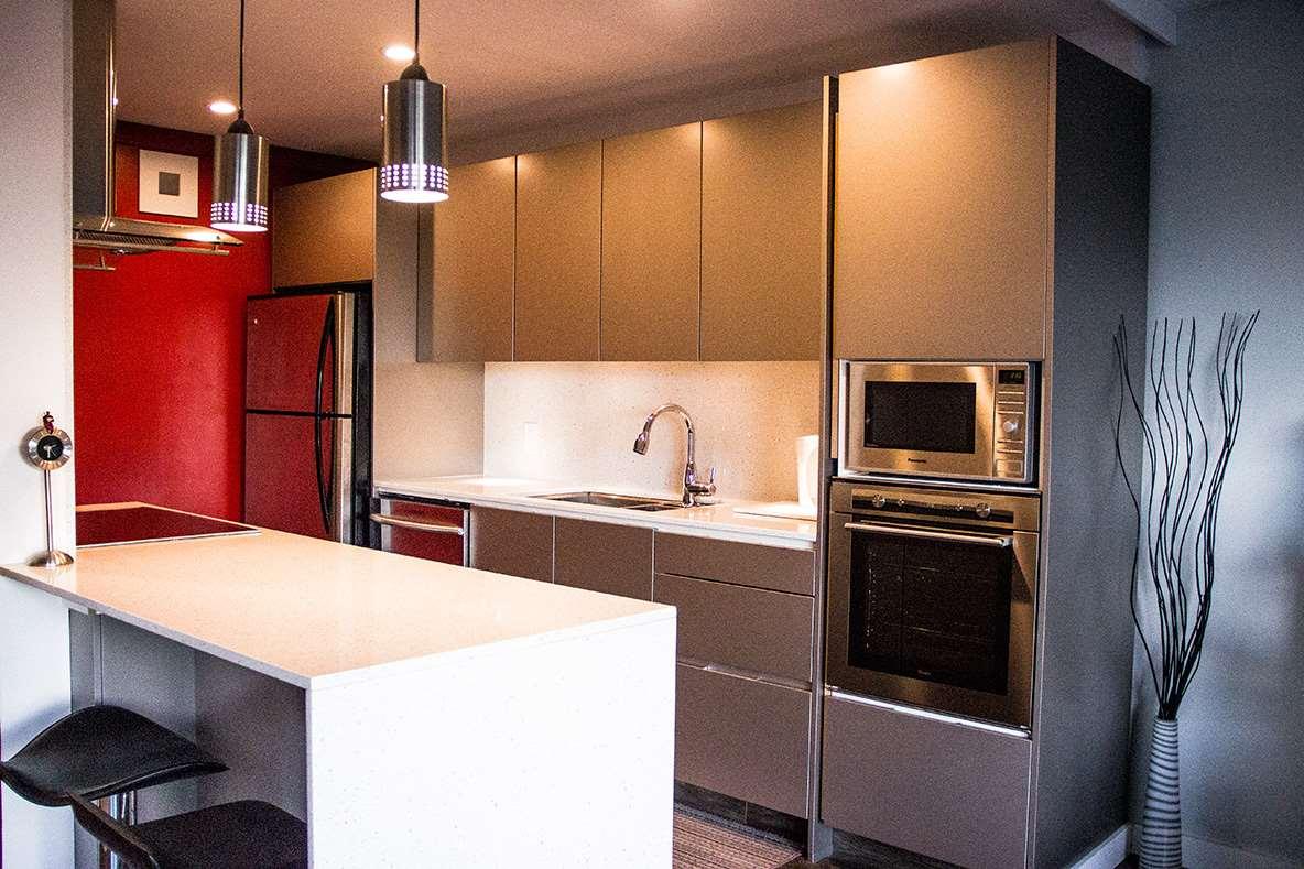 Condo Apartment at 205 1365 W 4TH AVENUE, Unit 205, Vancouver West, British Columbia. Image 2