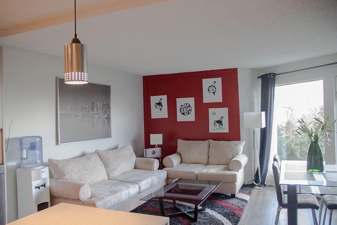 Condo Apartment at 205 1365 W 4TH AVENUE, Unit 205, Vancouver West, British Columbia. Image 5