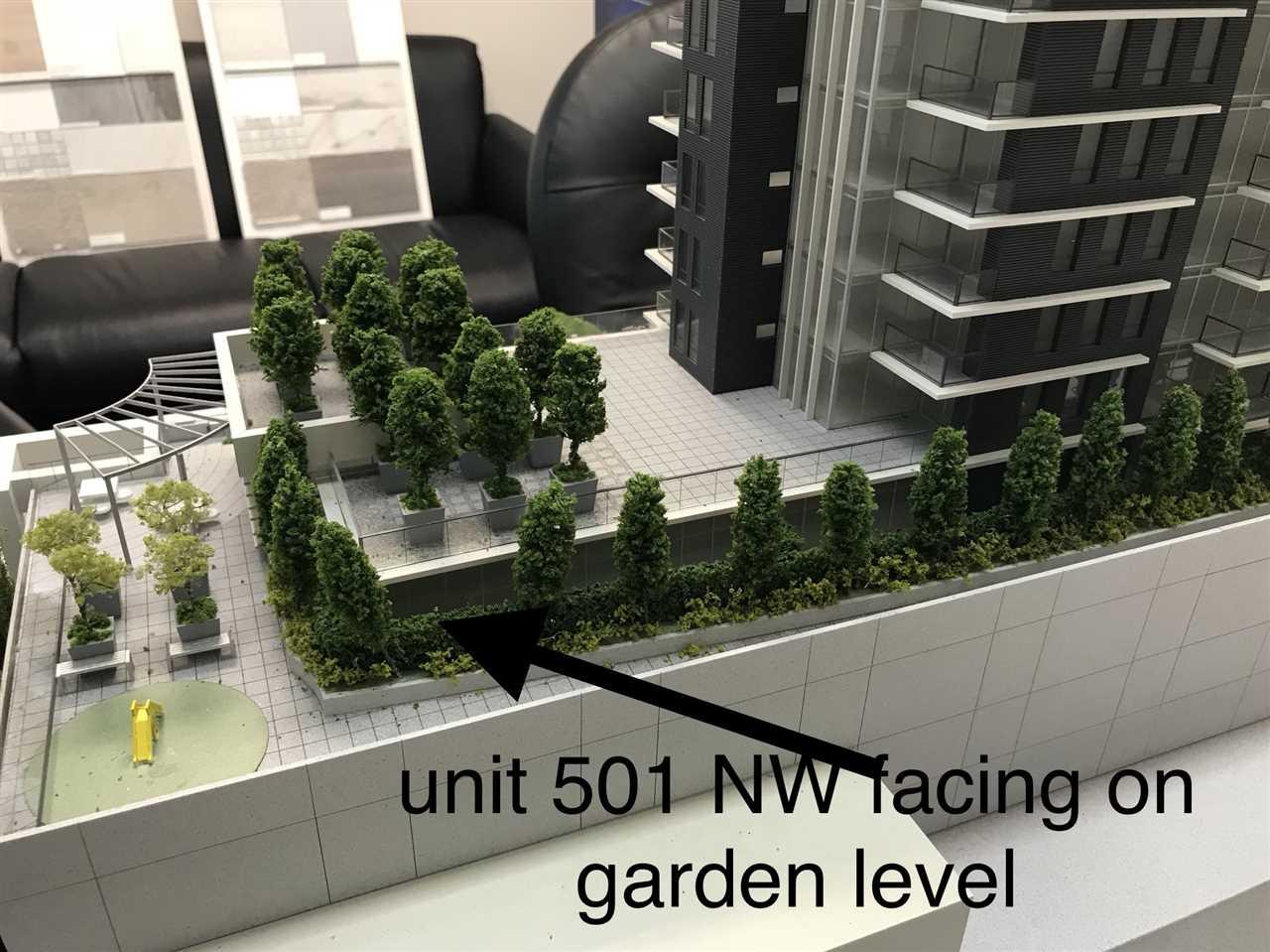 Condo Apartment at 501 6533 BUSWELL STREET, Unit 501, Richmond, British Columbia. Image 2