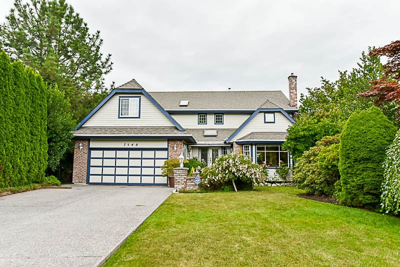 Detached at 7548 150A STREET, Surrey, British Columbia. Image 1