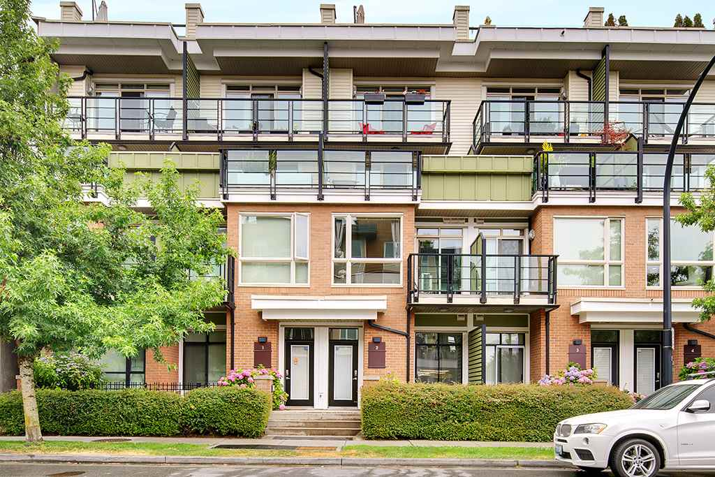 Townhouse at 2 728 W 14TH STREET, Unit 2, North Vancouver, British Columbia. Image 1