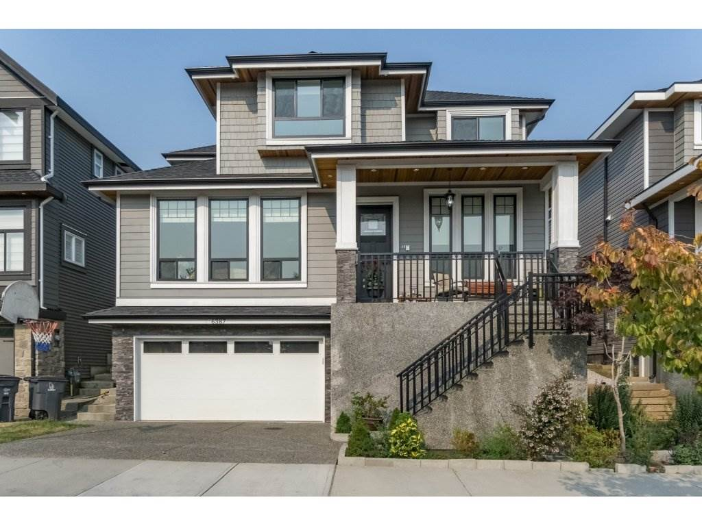 Detached at 6387 165 STREET, Cloverdale, British Columbia. Image 1