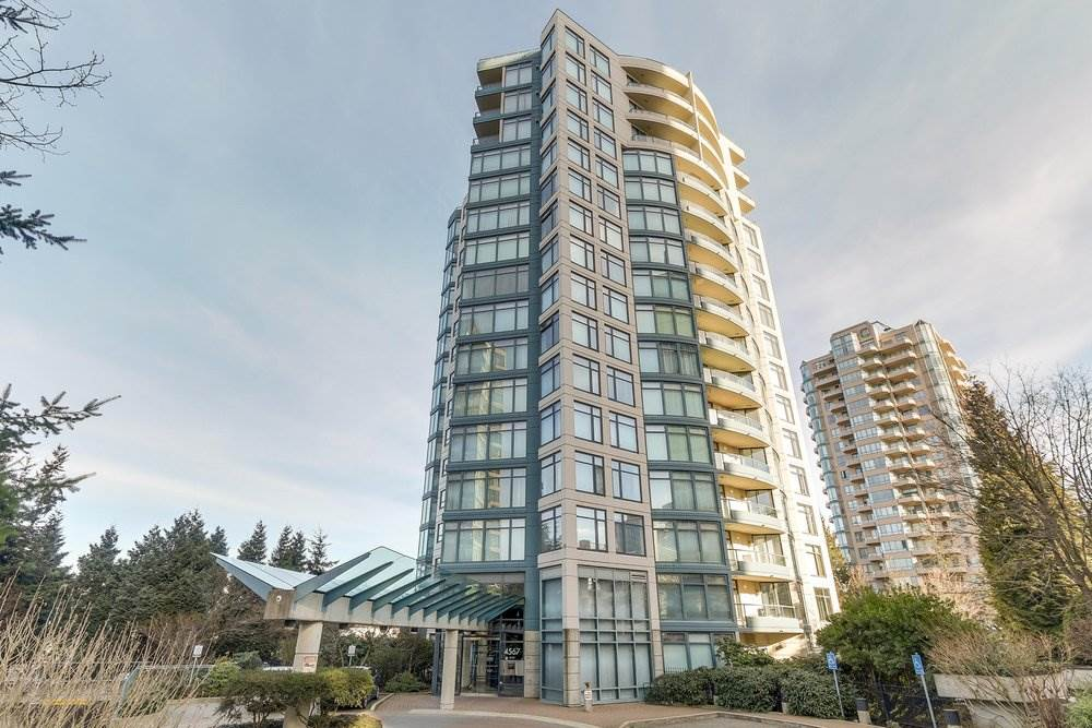 Condo Apartment at 203 4567 HAZEL STREET, Unit 203, Burnaby South, British Columbia. Image 1