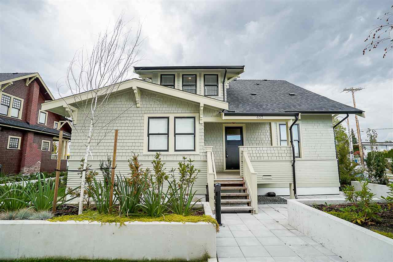Half-duplex at 402 8 STREET, New Westminster, British Columbia. Image 19