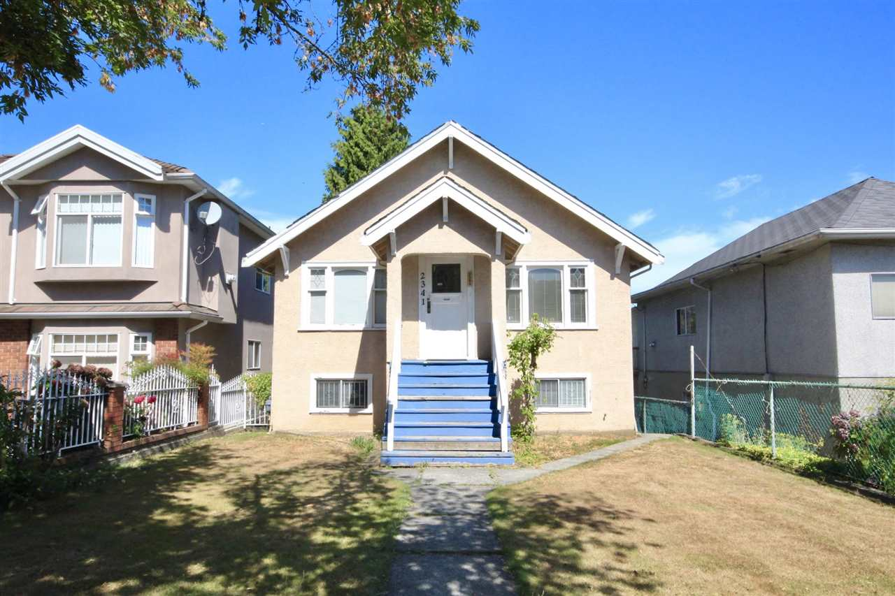 Detached at 2341 PARKER STREET, Vancouver East, British Columbia. Image 1