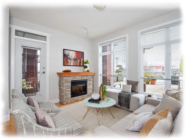 Condo Apartment at 209 4111 BAYVIEW STREET, Unit 209, Richmond, British Columbia. Image 2