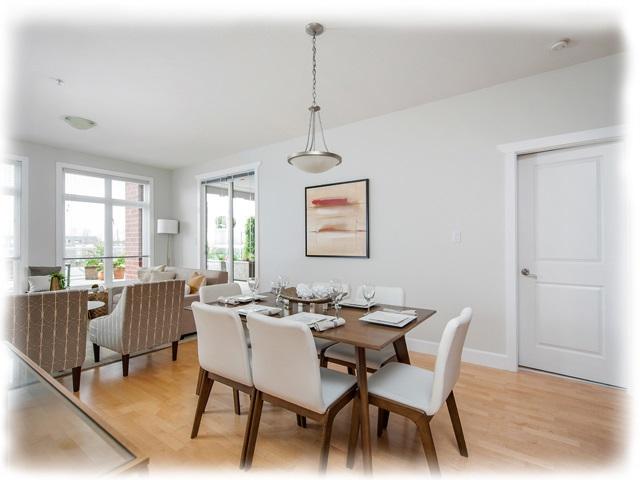 Condo Apartment at 209 4111 BAYVIEW STREET, Unit 209, Richmond, British Columbia. Image 3