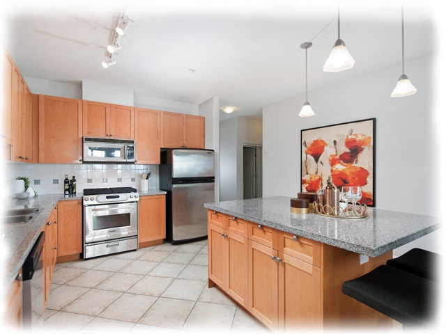 Condo Apartment at 209 4111 BAYVIEW STREET, Unit 209, Richmond, British Columbia. Image 5
