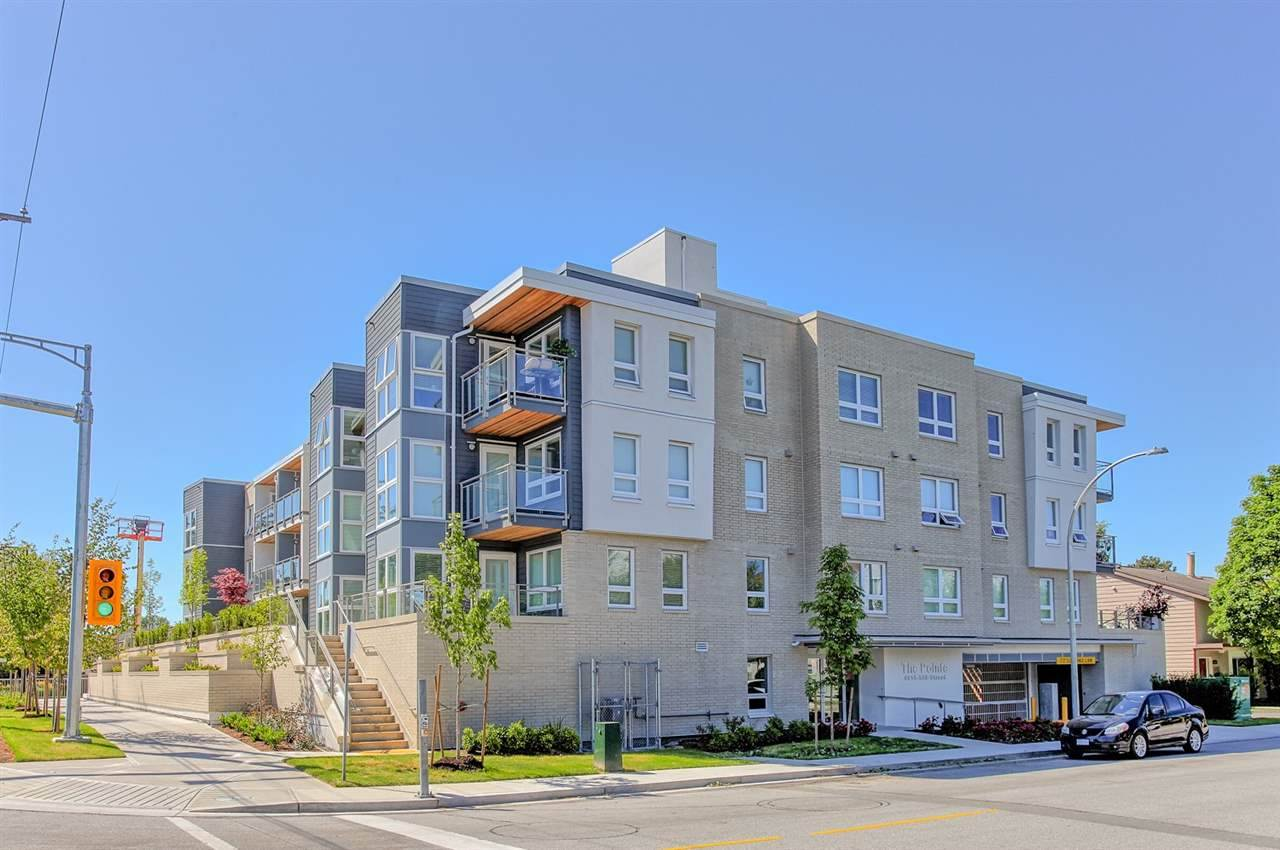 Condo Apartment at 110 4815 55B STREET, Unit 110, Ladner, British Columbia. Image 1