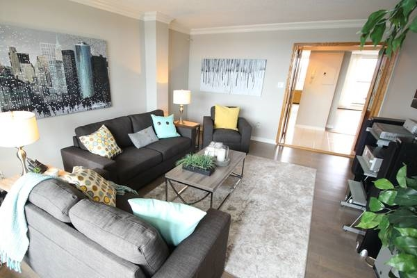 Condo Apartment at 1701 320 ROYAL AVENUE, Unit 1701, New Westminster, British Columbia. Image 6