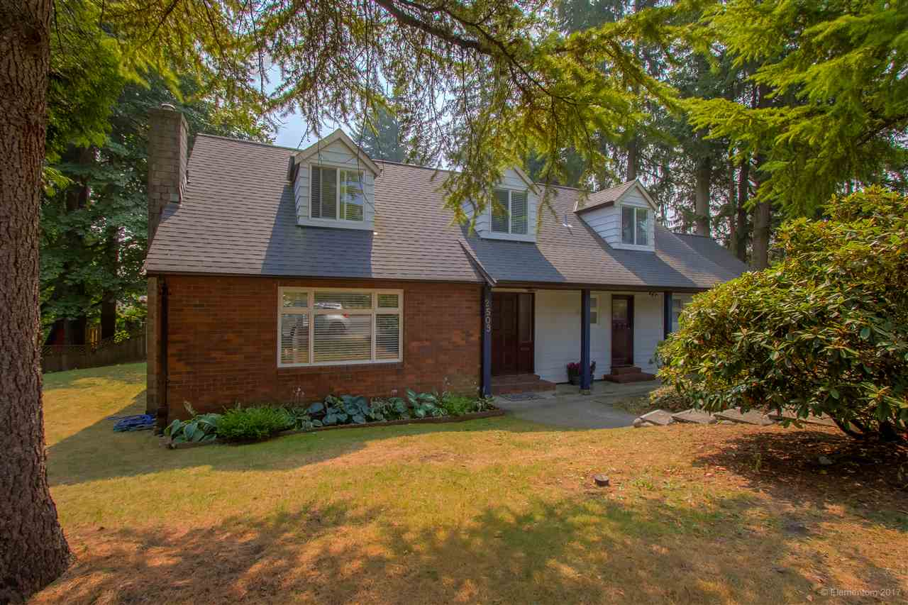 Detached at 2509 BENDALE ROAD, North Vancouver, British Columbia. Image 1