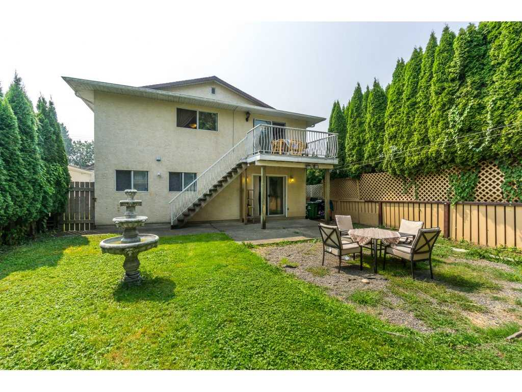 Detached at 45507 WELLINGTON AVENUE, Chilliwack, British Columbia. Image 20