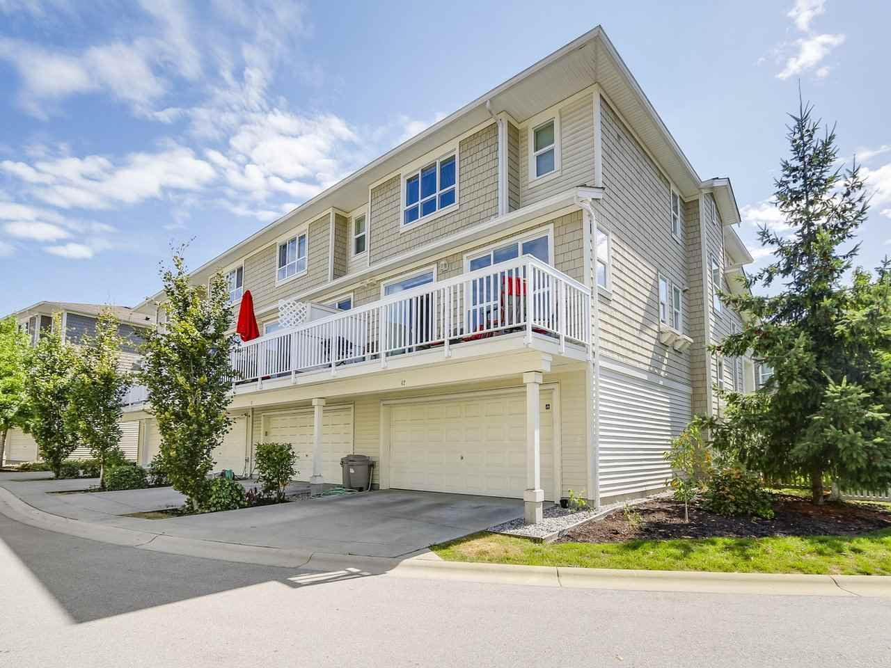 Townhouse at 42 8355 DELSOM WAY, Unit 42, N. Delta, British Columbia. Image 2