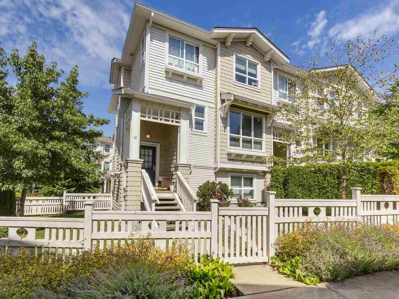 Townhouse at 42 8355 DELSOM WAY, Unit 42, N. Delta, British Columbia. Image 3