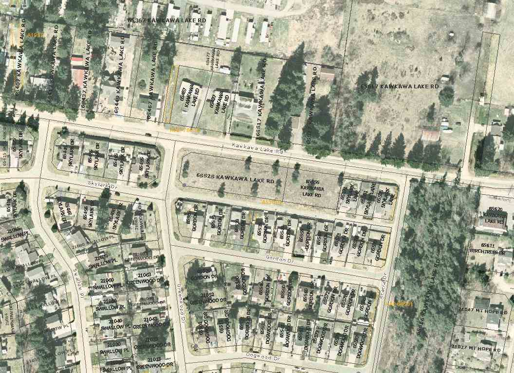 Vacant Land at 65511 65567 SKYLARK LANE, Unit 65511, Hope, British Columbia. Image 1