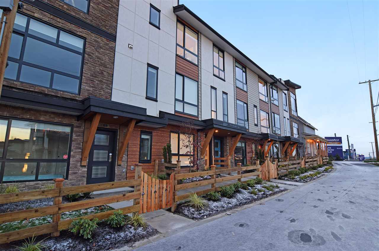 Townhouse at 202 16488 64 AVENUE, Unit 202, Cloverdale, British Columbia. Image 1