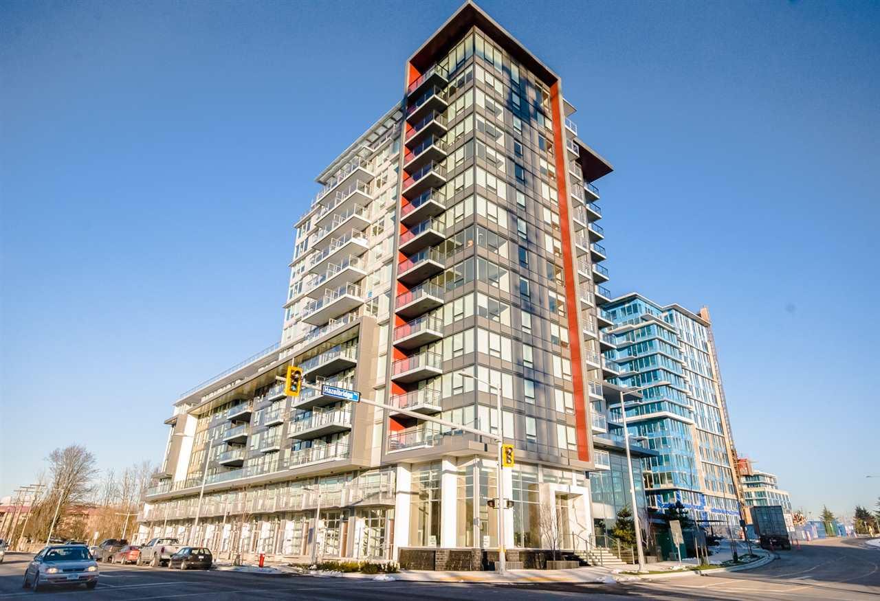 Condo Apartment at 1806 8833 HAZELBRIDGE WAY, Unit 1806, Richmond, British Columbia. Image 1