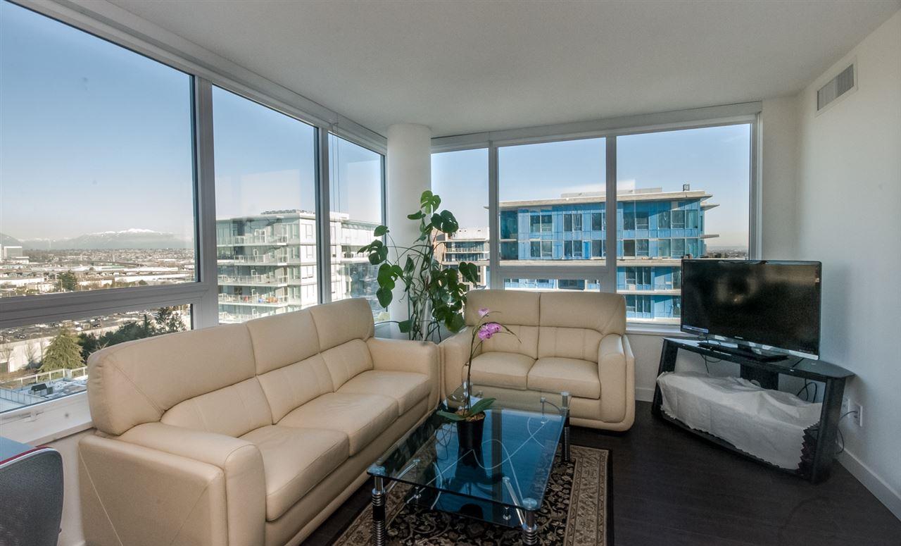 Condo Apartment at 1806 8833 HAZELBRIDGE WAY, Unit 1806, Richmond, British Columbia. Image 11