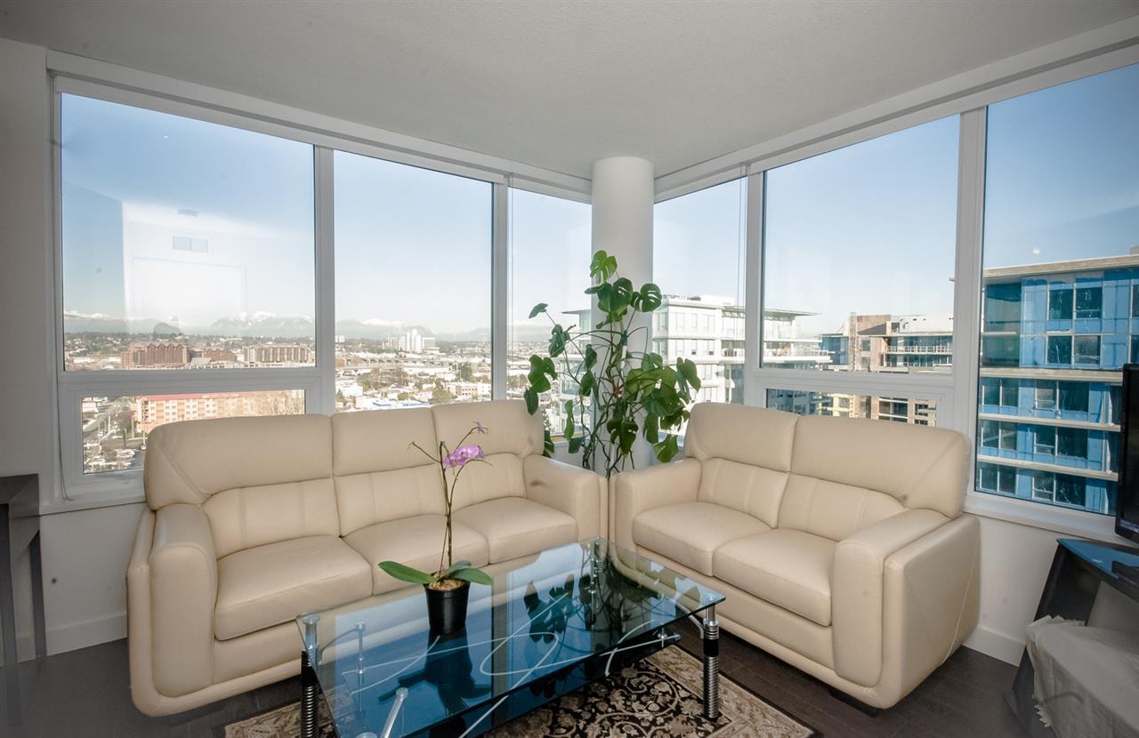 Condo Apartment at 1806 8833 HAZELBRIDGE WAY, Unit 1806, Richmond, British Columbia. Image 13