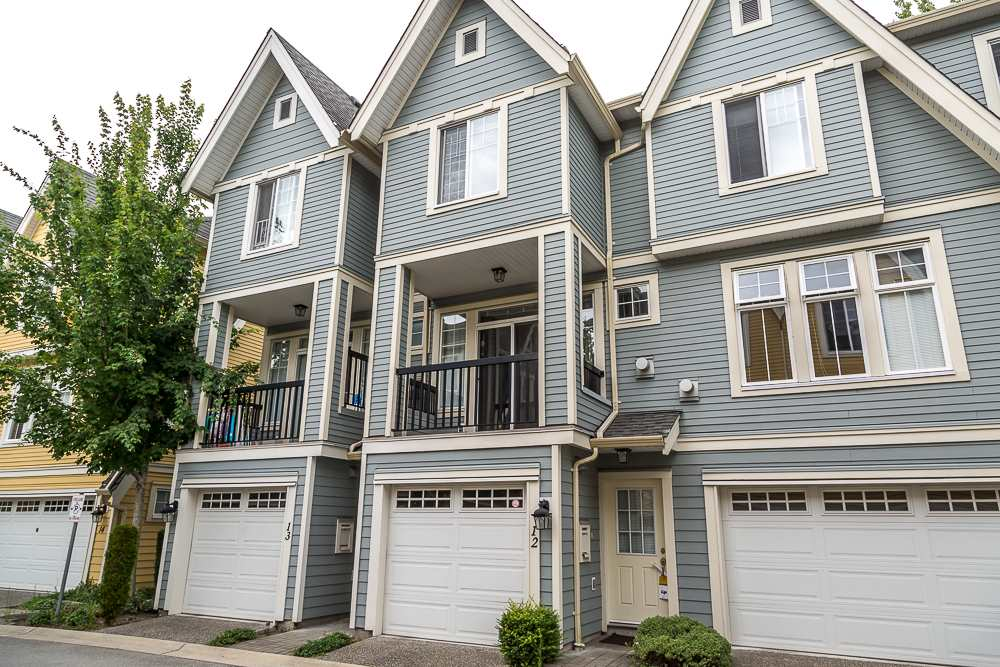 Townhouse at 12 7511 NO. 4 ROAD, Unit 12, Richmond, British Columbia. Image 1
